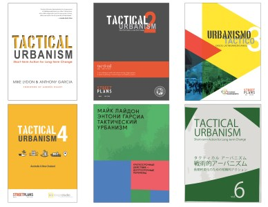 Tactical Urbanism: Vol. 1 – 6