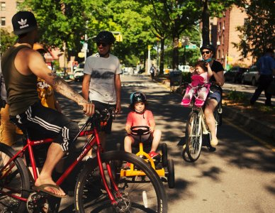 The Pandemic Gave New York City 'Open Streets.' Will They Survive?