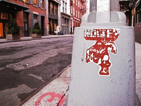street art by nolte