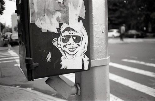 mada magazine unabomber street art