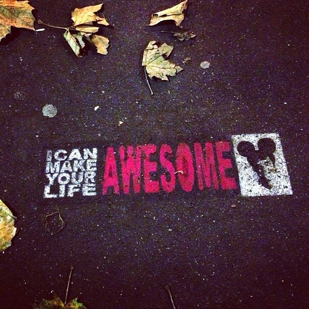 I can make your life awesome