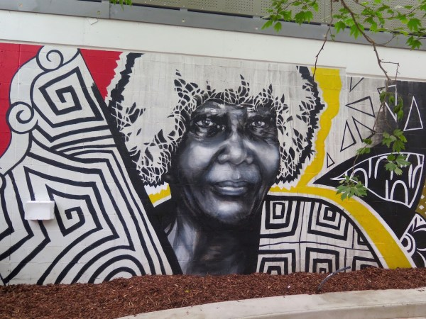 Eastland Urban Art Project In Melbourne