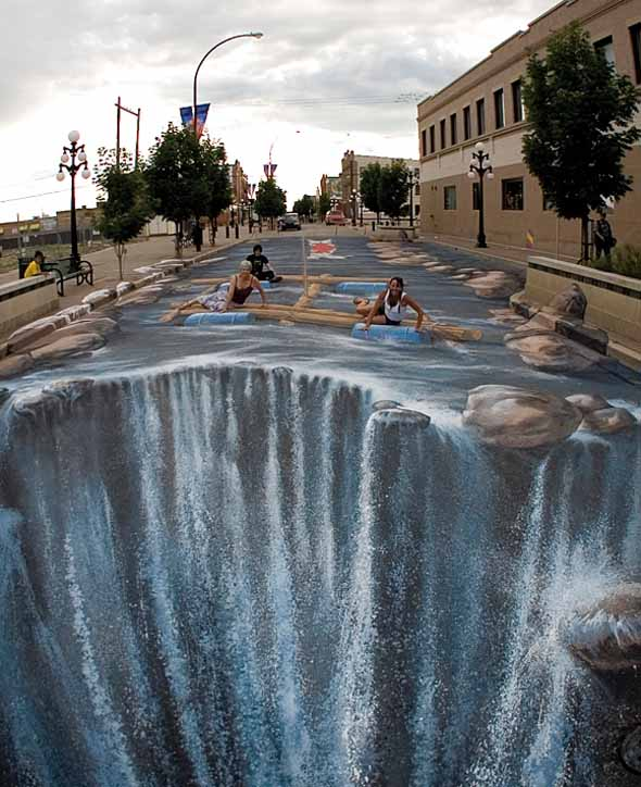 Top Rated 3D Street Art