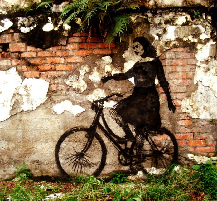 Street Art by Stinkfish