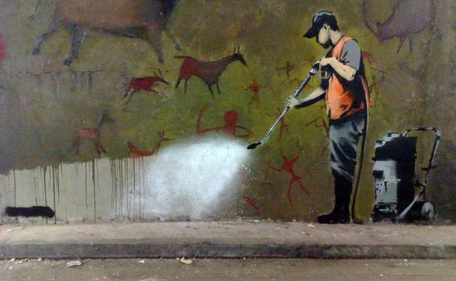 14 Great Banksy Street Art Photos And Quotes Street Art