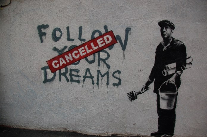 Banksy, Street Art, Mural