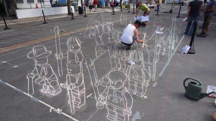 24 3D-Street Art Photos – A Collection