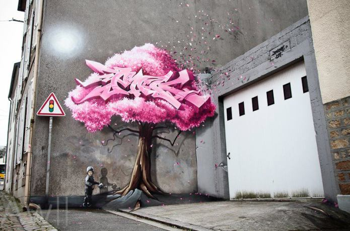 22 beloved Street Art Photos – January 2012