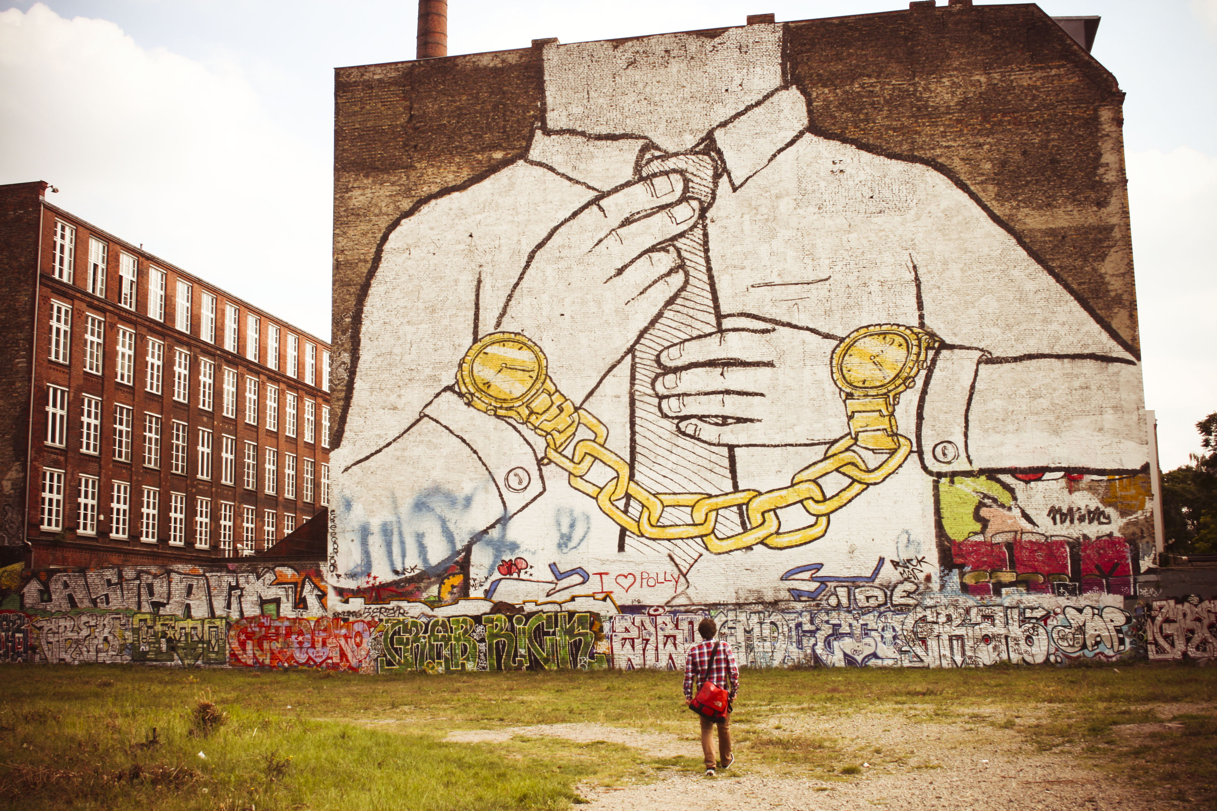 Top 5 Countries to Admire Street Art Guerrilla Marketing Photo