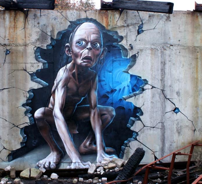 Smeagol – By Smugone