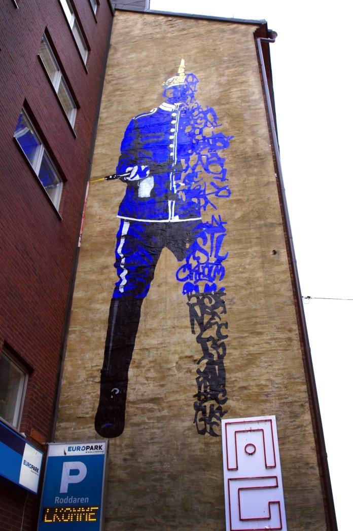By Shai Dahan in Stockholm, Sweden