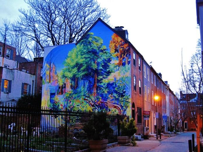 Street Art in Philadelphia, USA – By David Guinn