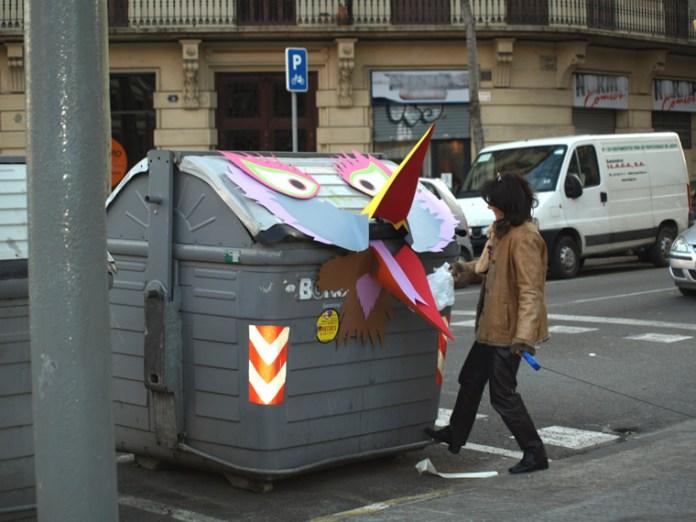 By Uriginal In Barcelona, Spain
