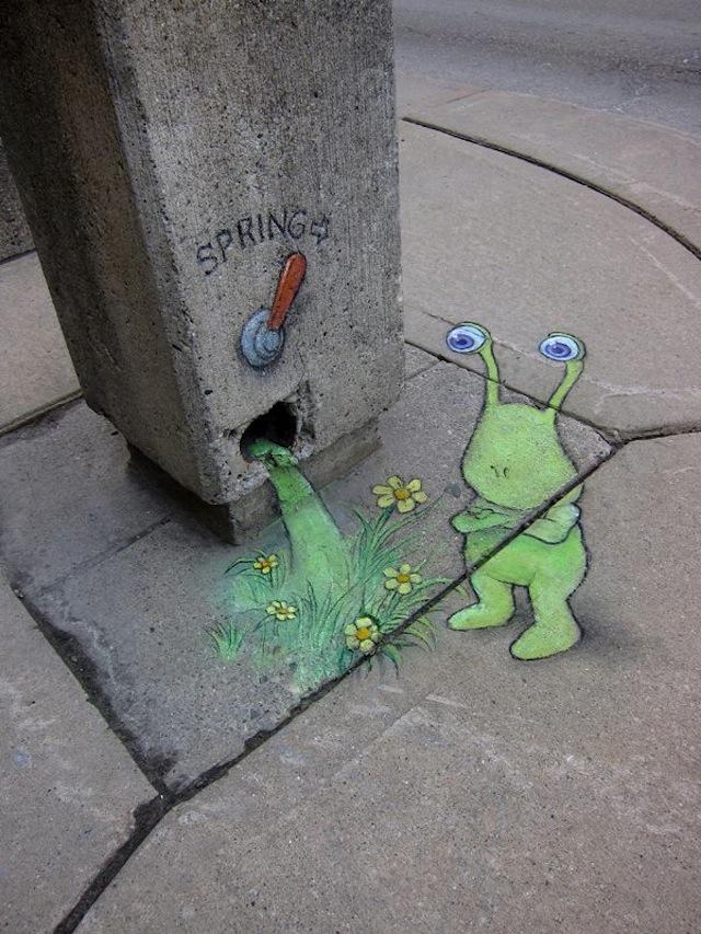 Street Art Photos - October 2012