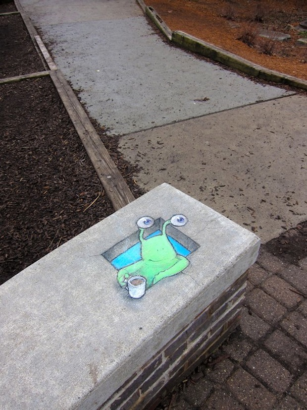 Street Art by David Zinn 64425