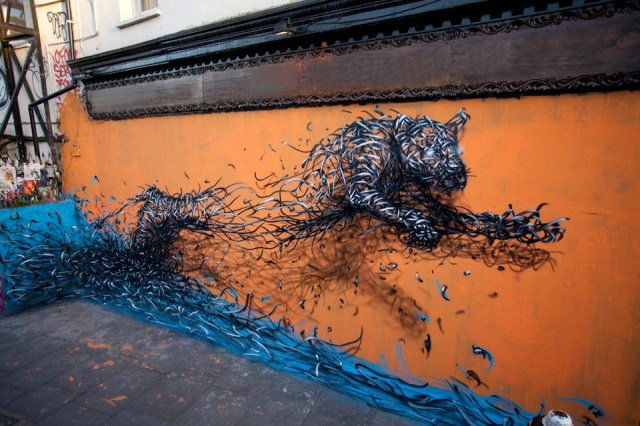 By DALeast in London, UK 1
