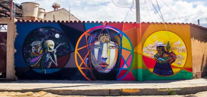 Street Art by Mural-Colectivo 2