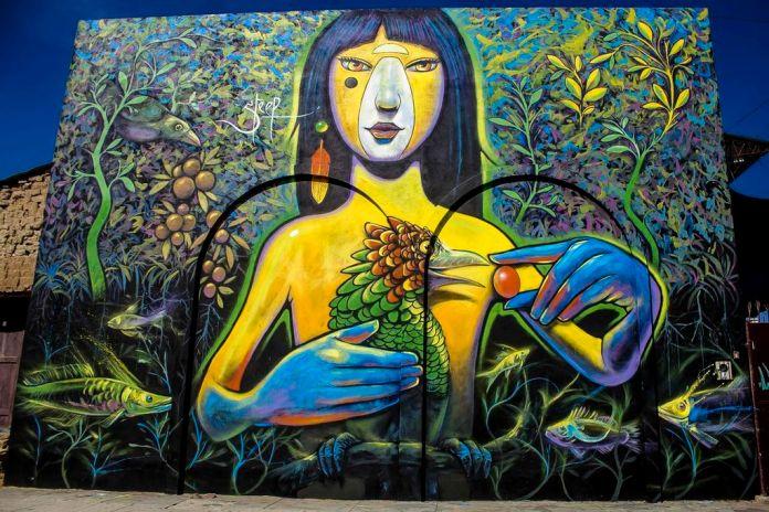 Street Art by Steep at BAU13