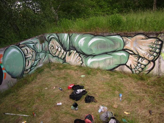 Street Art by Alaniz 8