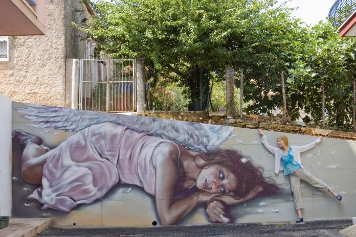 Street Art by Caktus and Maria 11