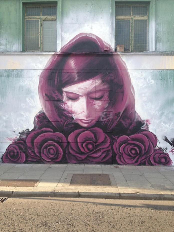 Street Art by Dermot McConaghy in Dublin, Ireland