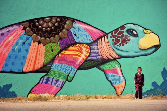 9 beloved Street Art Photos – June 2013
