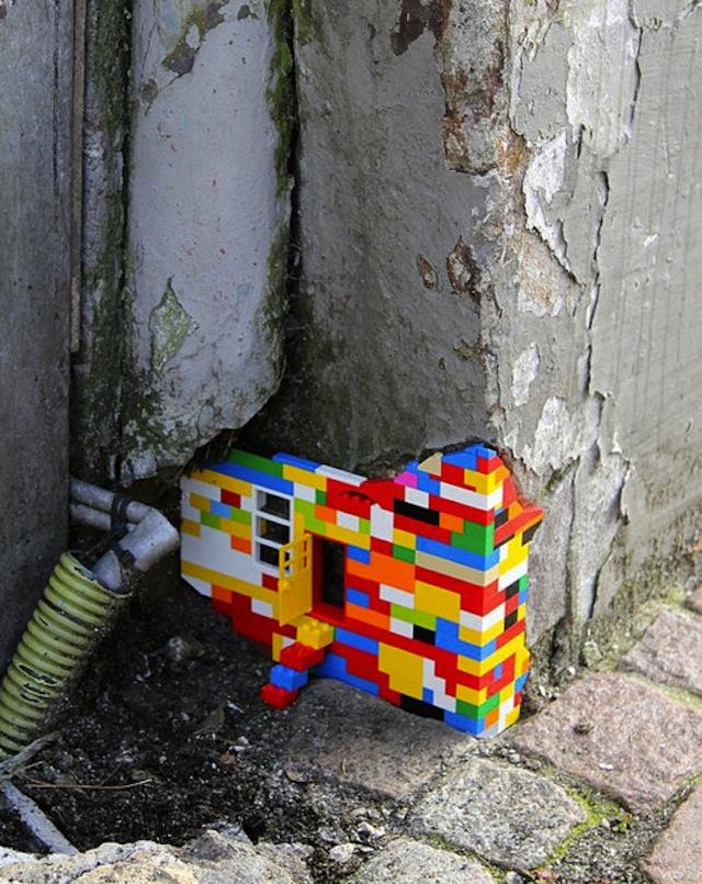 Lego house – In Aarhus, Denmark