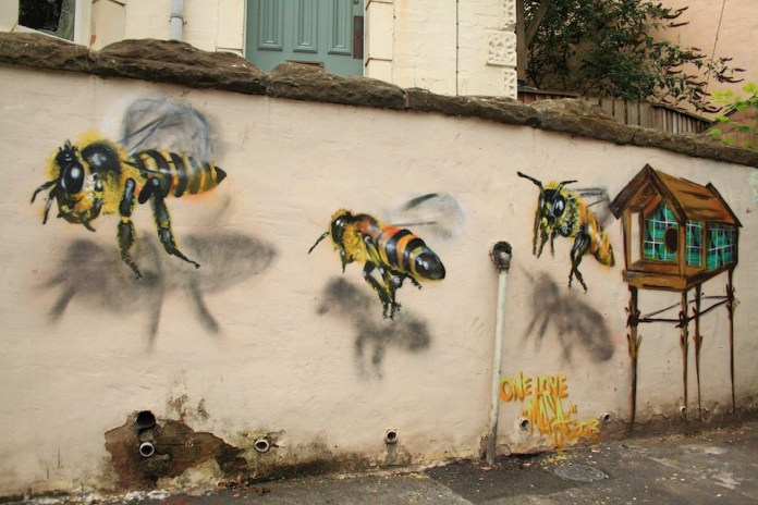 Protect your bees! – By Louise Masai in Bristol, England