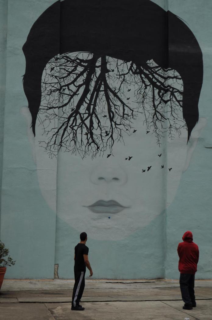 Street Art in New York, USA