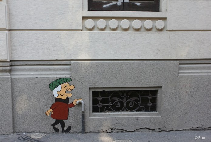 Street Art by Pao