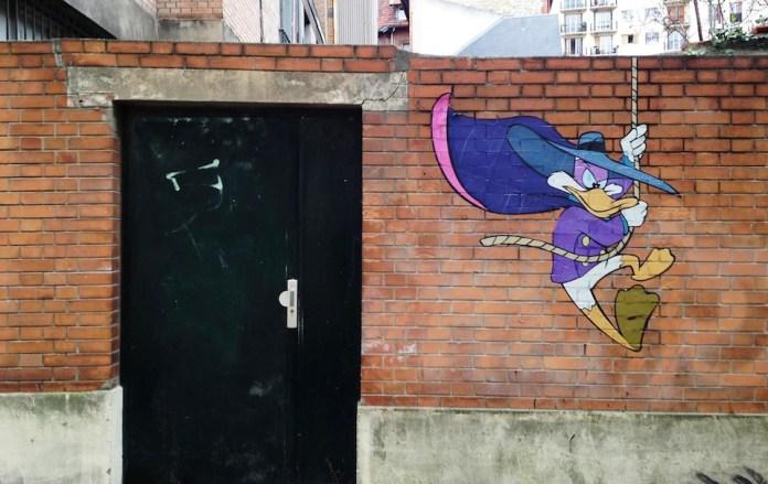 Street Art Double M by memeIRL