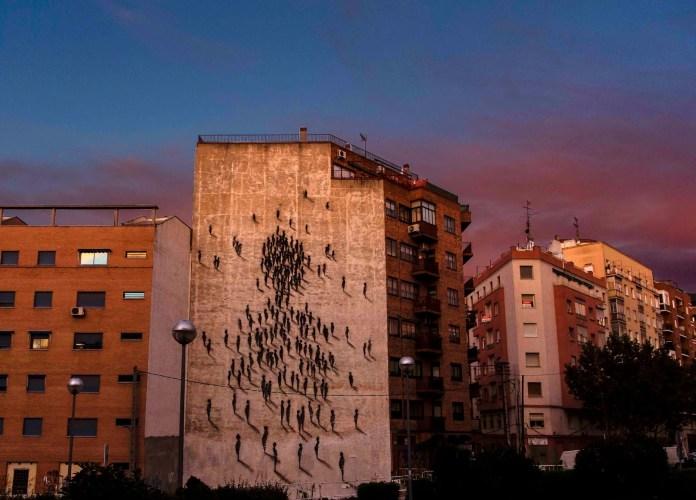 Street Art by Suso33 in Madrid, Spain 1