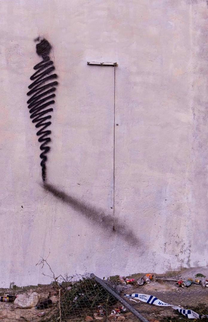 Street Art by Suso33 in Madrid, Spain 4