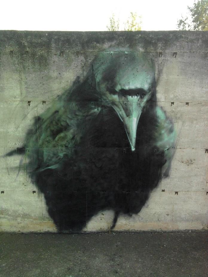 Ravens by Mesa