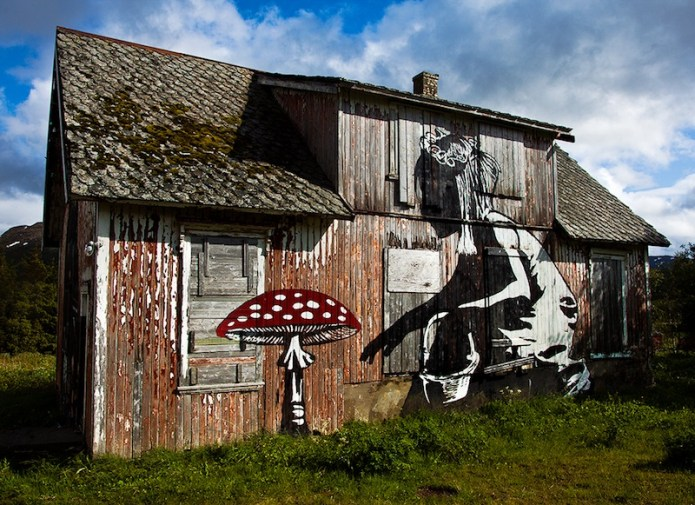 Street Art by Dolk – A Collection