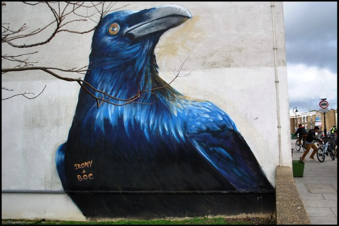 By Irony and Boe – In London, England