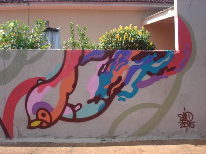 Street Art by SAO in São Paulo, Brazil 12