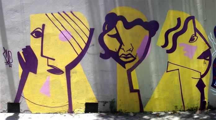 Street Art by SAO in São Paulo, Brazil 5