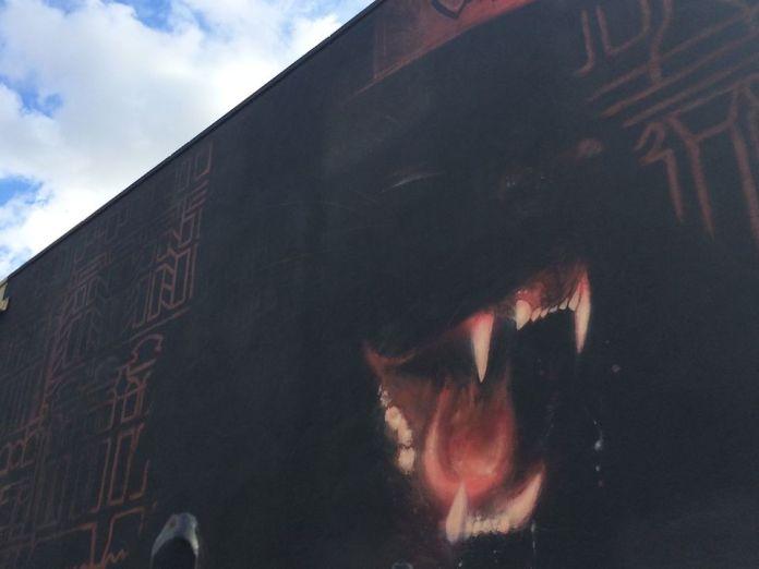 Street Art in Brooklyn, New York, USA