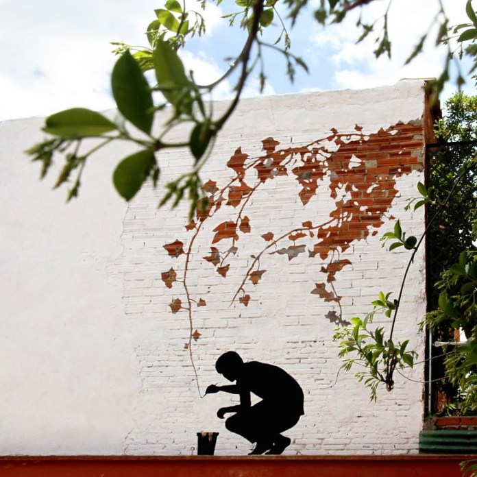 Street Art by Pejac – A Collection