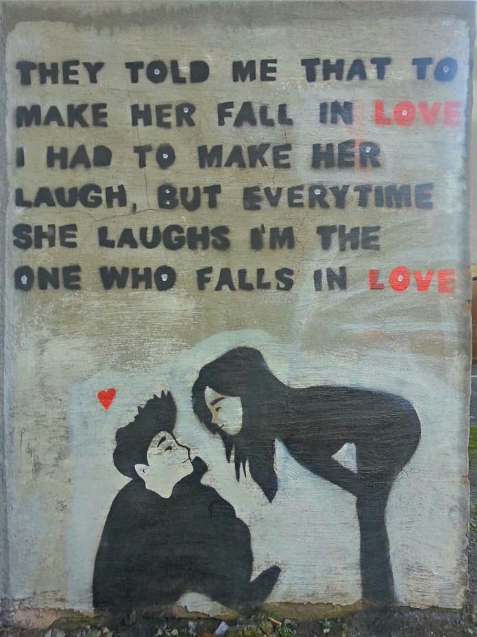 Street Art in Chorley, England