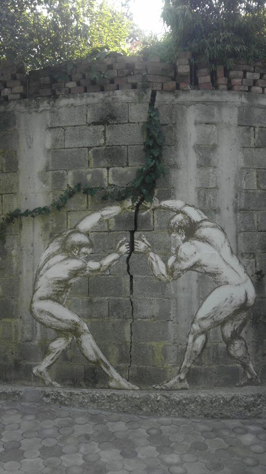 Wall Breakers -Viral Street Art 359835789