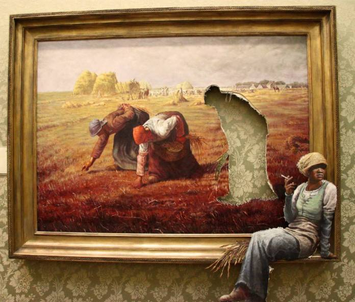 Street Art Collection - Banksy 1