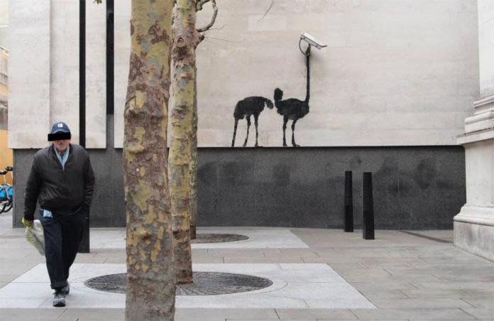 Street Art Collection - Banksy 16