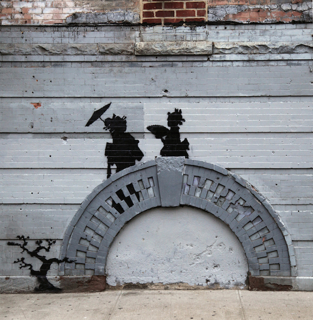 Street Art Collection - Banksy 23