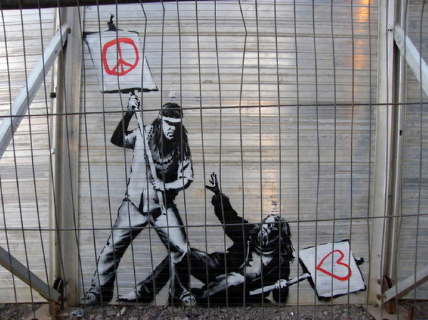 Street Art Collection - Banksy 36