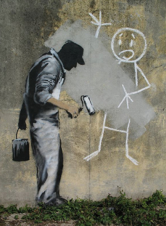Street Art Collection - Banksy 72
