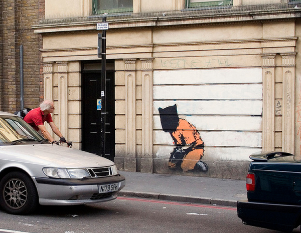 Street Art Collection - Banksy 75