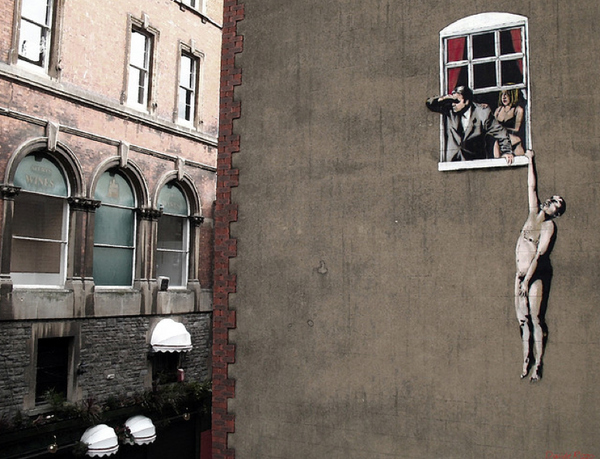 Street Art Collection - Banksy 82