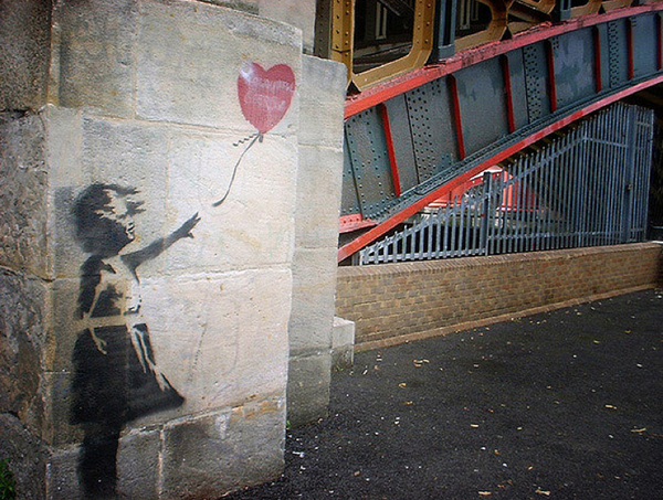 Street Art Collection - Banksy 85